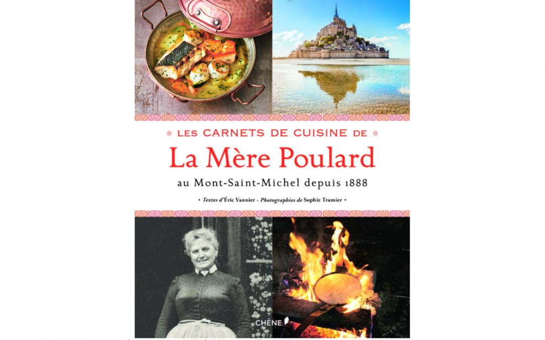 Le Livre Hommage d'Éric Vannier à La Mère Poulard